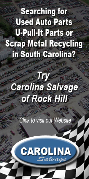 Carolina Salvage, Scrap & U-Pull-It Yard