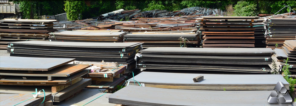Salvage & New Steel, Aluminum & other Construction Metal Sales