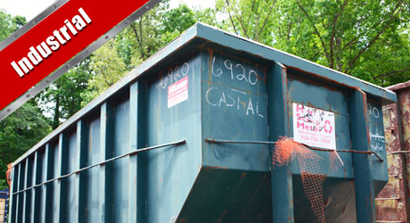 Industrial Scrap Metal & Equipment Recycling & Environmental Services in NC