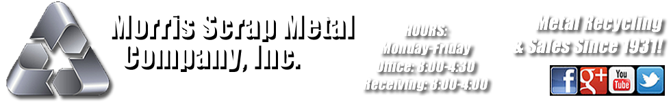 Scrap Metal Recycling Services & New Steel Metal Sales